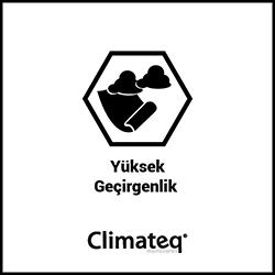 Climateq nefes alan su yalıtım örtüsü